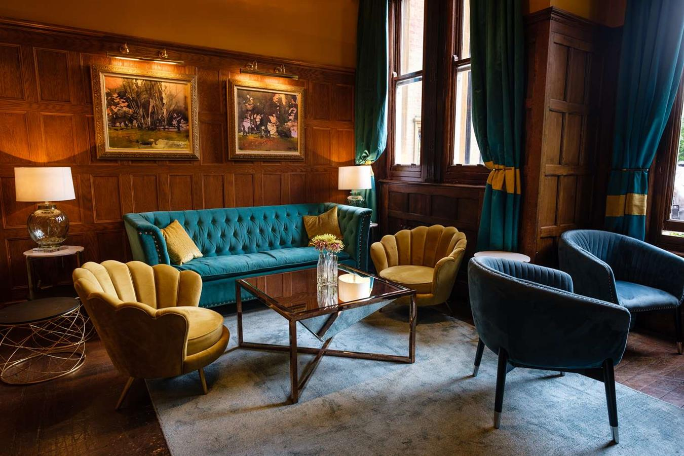 Hotel in Birmingham - Moor Hall Hotel & Spa, BW Premier Collection ...