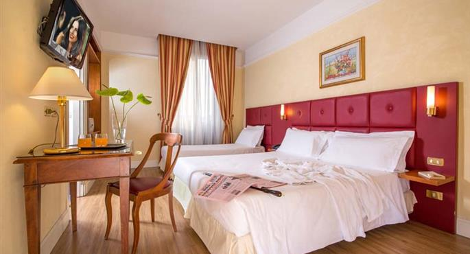Best Western Hotel Astrid - Roma - Hotel main image