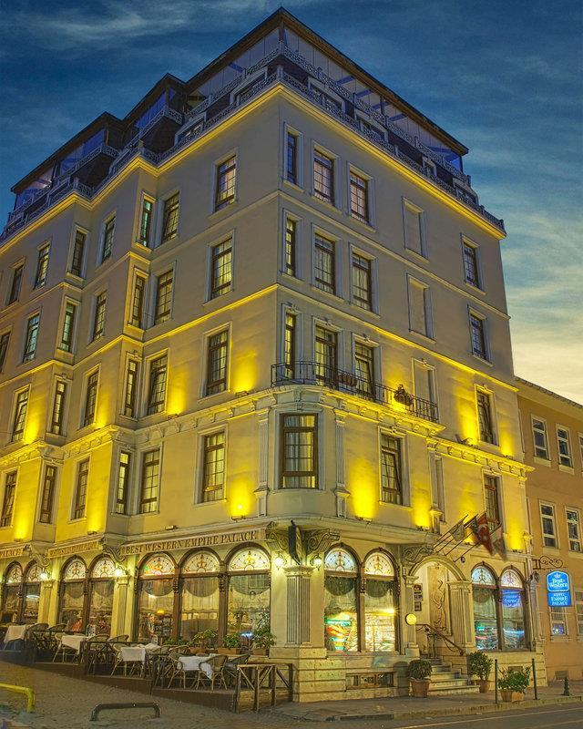 Promo 87 Off Empire Suite Hotel Istanbul Turkey Cheap