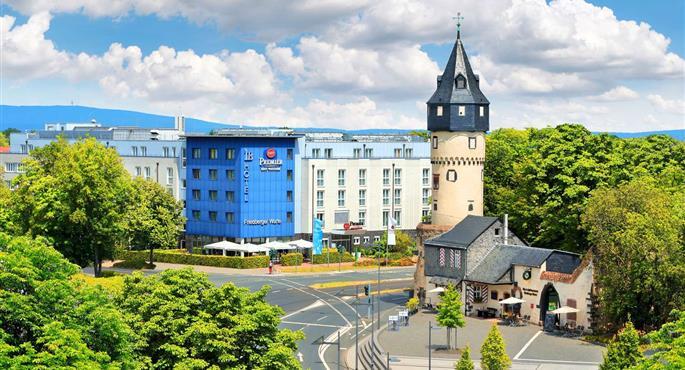 Best Western Hotel Frankfurt Friedberger Warte