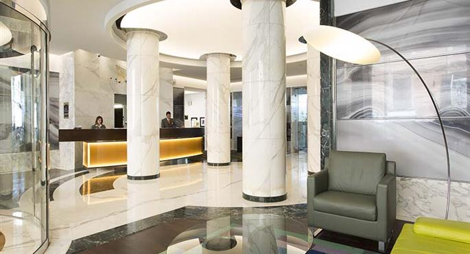 Best Western Plus Hotel Universo - Roma