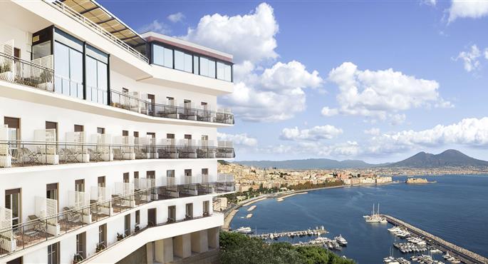 Best Western Hotel Napoli