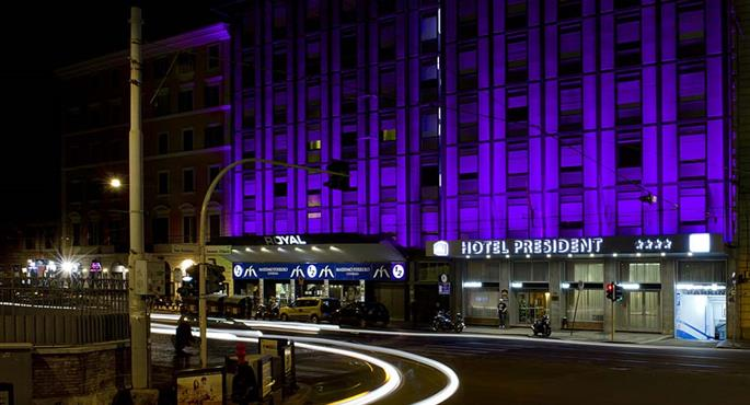 BEST WESTERN Hotel President - Roma - Hotel main image