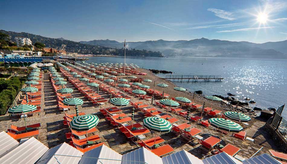 Hotel in portofino santa margherita ligure bw hotel - Bagni helios santa margherita ...