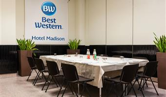 Best Western Hotel Madison - Milano - Meeting Room