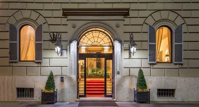 BW Premier Collection Hotel Canada - Roma