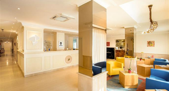 Best Western Globus Hotel - Roma - Hoteles imagen principal