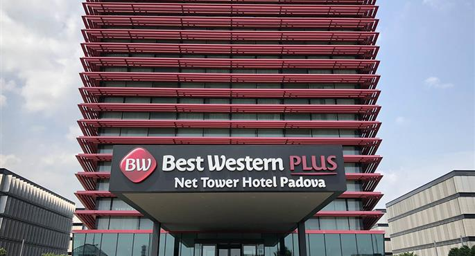 Best Western Plus Net Tower Hotel Padova