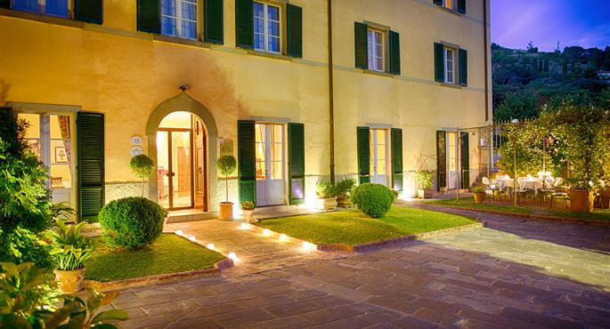 BW Signature Collection Hotel Villa Marsili - Cortona