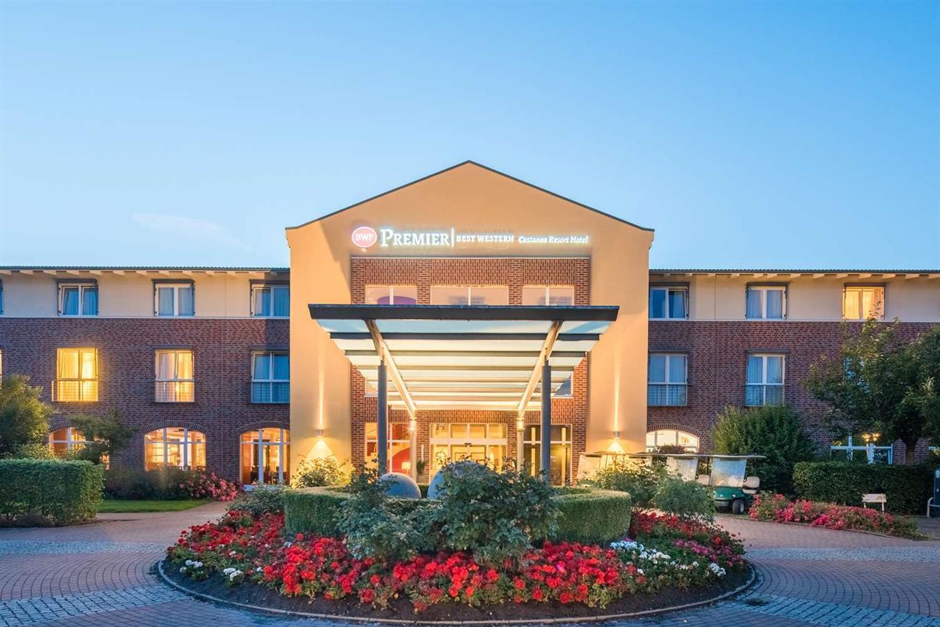 h tel lueneburg bw premier castanea resort hotel. Black Bedroom Furniture Sets. Home Design Ideas
