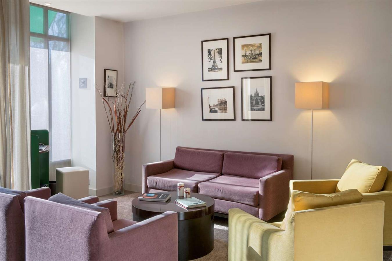 Hotel Best Western Courbevoie