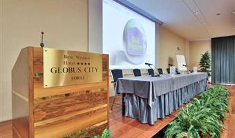 Best Western Hotel Globus City - Forlì - Sala Meeting