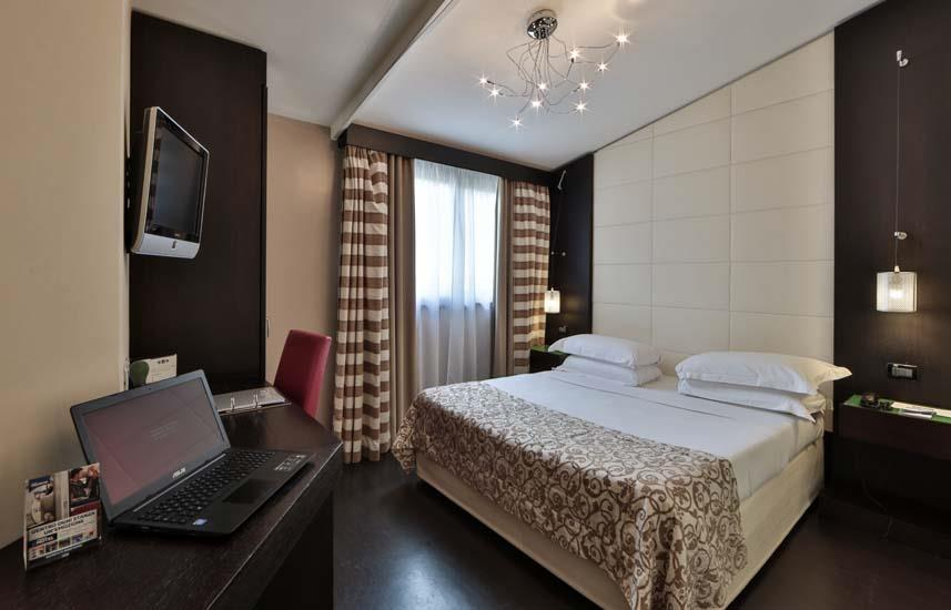 Bw cinemusic hotel roma prenota online best western for Design hotel roma
