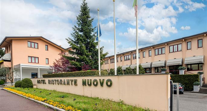 Ufficio Nuovo Hotel : Bw hotel nuovo garlate: prenota online best western