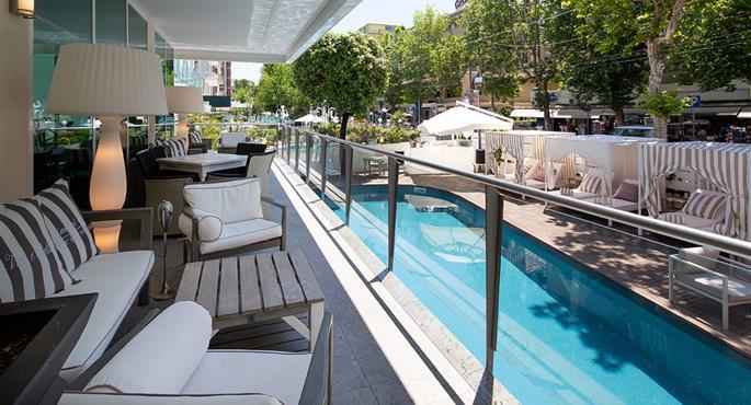 BW Maison B Hotel Rimini: prenota online | Best Western